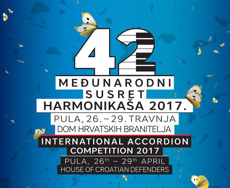 LokalnaHrvatska.hr Pula Zapoceo 42. medunarodni susret harmonikasa