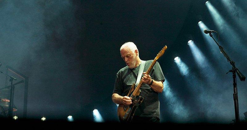 LokalnaHrvatska.hr Pula Glazbena rock slusaonica: David Gilmour
