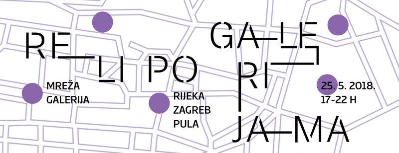 LokalnaHrvatska.hr Pula Najava Relija po pulskim galerijama