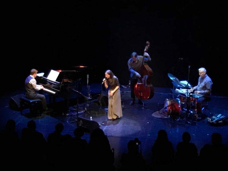 LokalnaHrvatska.hr Pula Tamara Obrovac Quartet odrzao koncert za Valentinovo