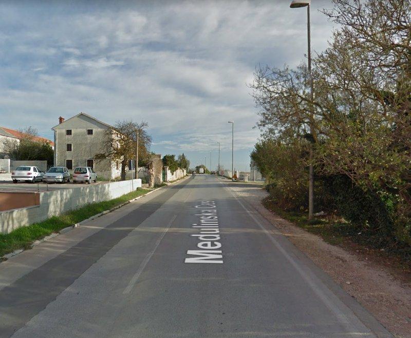 LokalnaHrvatska.hr Pula Ureduje se nogostup na dijelu Medulinske ceste