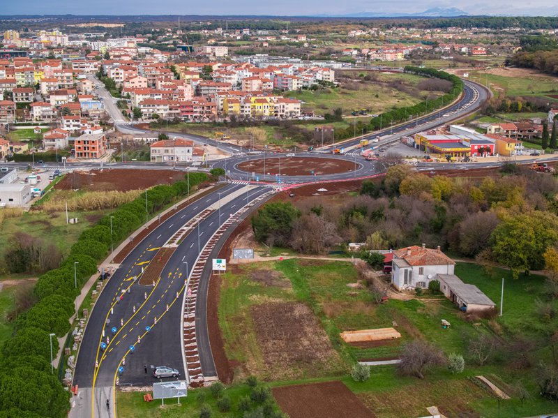 LokalnaHrvatska.hr Pula Obilazak Ceste prekomorskih brigada povodom otvaranja za promet